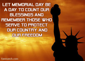 The Best Memorial Day Quotes Memorial Day Quotes Happy Memorial Day ...
