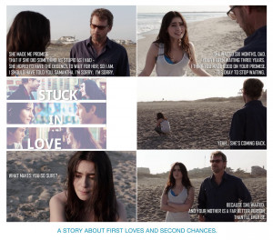 Stuck in Love stars Jennifer Connelly, Greg Kinnear,