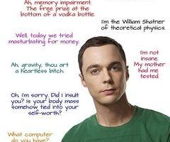 Sheldon quotes.