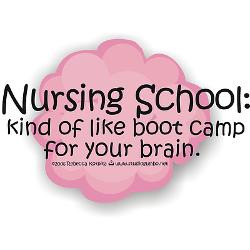 nursing_school_boot_camp_rectangle_magnet.jpg?height=250&width=250 ...