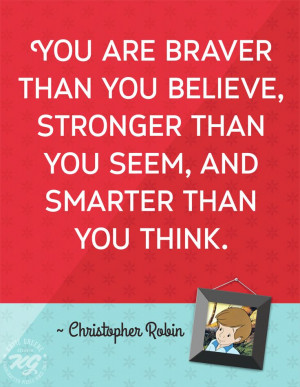 christopher robin #inspirational #quote