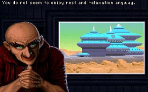 Il mentat Harkonnen di Dune 2
