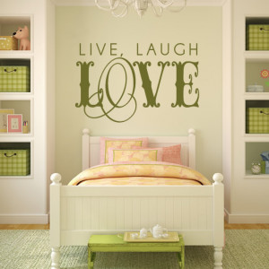Live-Laugh-Love-Wall-Stickers-Love-Quotes-Wall-Quotes-Wall-Art-Decal ...