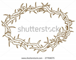 ... vector-a-vector-file-or-the-outlines-of-a-crown-of-thorns-27769075.jpg