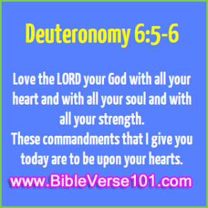 Inspirational Bible Verses About Love And Strength