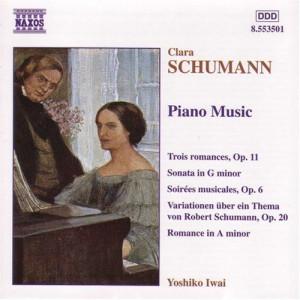 Clara Schumann Piano Music...