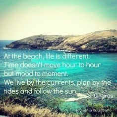 uploaded this pic from Haunama Bay, Hawaii! love this quote :) TRAVEL ...