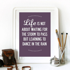Inspirational Quotes About Life to Print