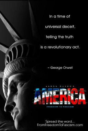 DVD130 - America: Freedom to Fascism DVD
