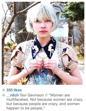 Tavi Gevinson Quotes