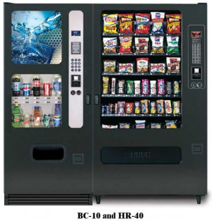 soda vending machine dimensions