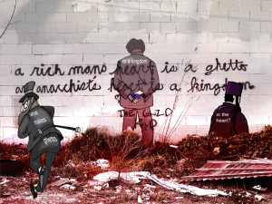 Ghetto Love Quotes A ghetto and a kingdom - bible