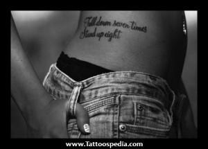 One%20Word%20Quote%20Tattoos%201 One Word Quote Tattoos