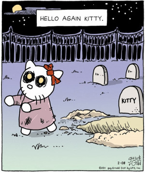 Related Pictures hello kitty quotes image amseek search