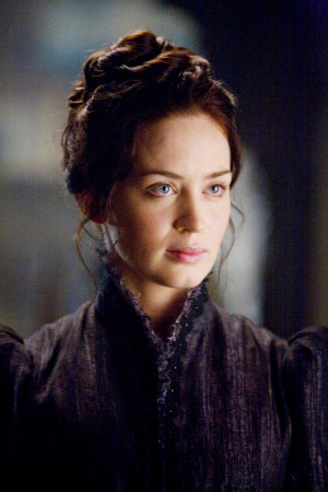 "Emily Blunt in ""The Wolfman"""