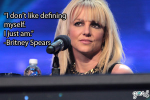 10 Quotes From Britney Spears About Love, Life And Being Yourself