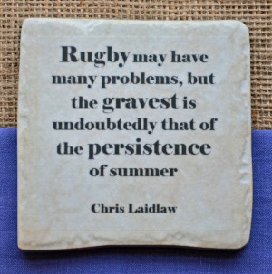 Womens Rugby Quotes Famous rugby quotes coasters