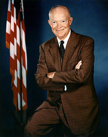 Quotes about Eisenhower [ edit ]