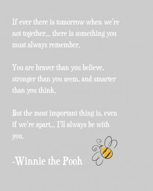 winnie the pooh family quotes 6 Winnie The Pooh Family Quotes