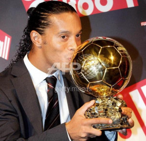 foot…Les finalistes du Ballon d'Or