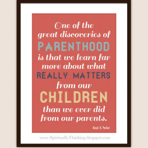 Ungrateful Children Quotes