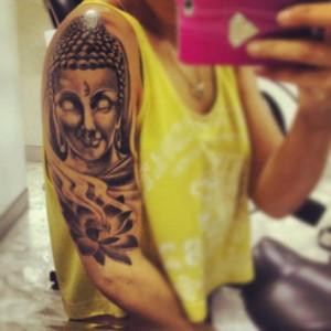 Unique - Unique Spiritual Buddha Tattoos