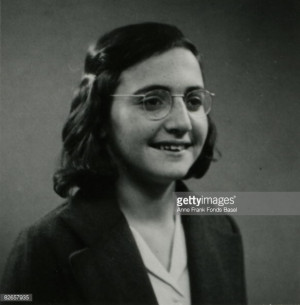News Photo : Margot Frank , elder sister of Anne Frank, May...