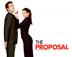 film a good entertainer the proposal american romantic comedy film ...