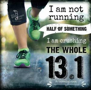 Half-Marathon inspiration!