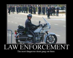 Funny Law Enforcement Cartoons