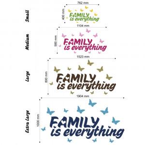 Family Everything Quotes Wondrouswallart Node