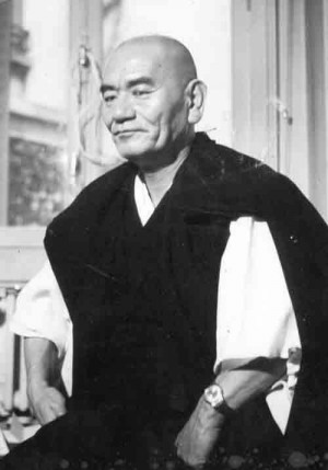 Taisen Deshimaru Portraits