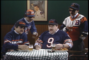 Chicago Bears superfans