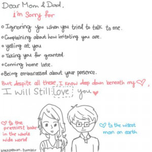 For mom and dad, thanks for everything :D