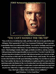 Few Good Men Movie Quotes