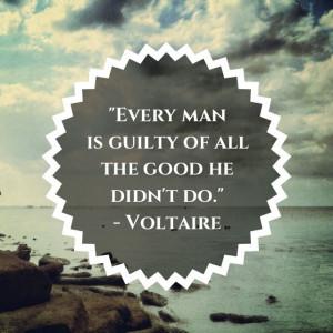 Voltaire Quotes Tumblr