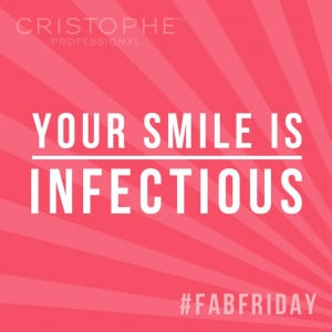 Your Smile is Infectious #fabfriday Beauty Tips, Beautiful Tips