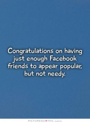 Friend Quotes Facebook Quotes