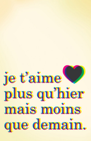 ... French Love Quotes to find a free collection of sweet love quotes you