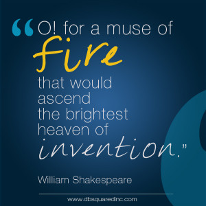 for a muse of fire, that would ascent the brightest heaven of ...