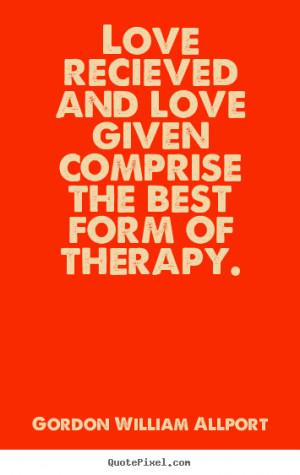 Gordon Allport Quotes Gordon william allport picture quotes - love ...