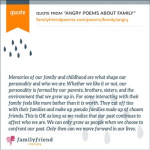 Poem About Friends and Family
