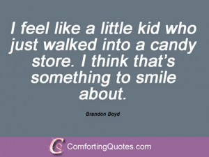 Brandon Boyd Quotes About Love