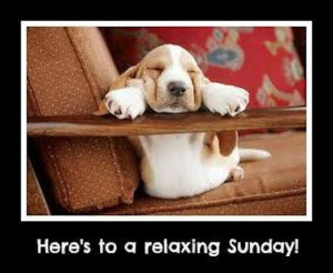 Here's To A Relaxing Sunday Pictures, Photos, and Images for Facebook ...