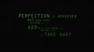 Dark Minimalist Green Minimalistic Text Quotes Simplicity Hd Wallpaper ...