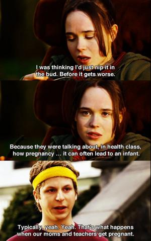 Juno (2007) Movie Quotes #juno2007 #moviequotes