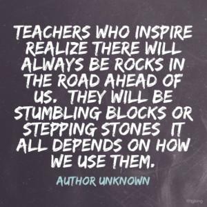 25+ Nice Teacher Inspirational Quotes