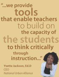 we provide tools that enable teachers to build on the capacity of the ...