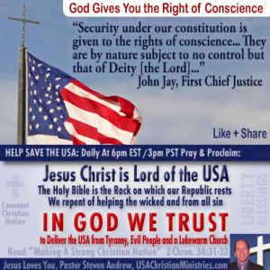 Founding Fathers Quotes on Conscience