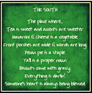 Southern women, bless your heart!